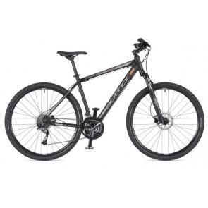 "GRAND 29 20"" czarny(mat)/czarny(mat), rower AUTHOR'19"