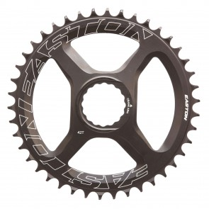 EASTON zębatka CHAINRING DM42T BLK AM
