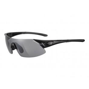 Okulary TIFOSI PODIUM XC matte black (3szkła Smoke 15,4% transmisja światła, AC Red, Clear) (NEW)