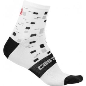 Skarpetki kolarskie Climbers W, biały, rozmiar L/X