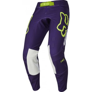 Spodnie Fox Flexair Honr Purple/yellow