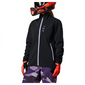 Kurtka FOX Lady Ranger Fire Black/Purple