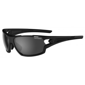 Okulary TIFOSI AMOK matte black (3szkła  15,4% Smoke, 41,4% AC Red, 95,6% Clear) (NEW)