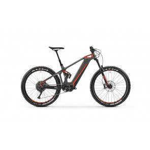 """Mondraker Rower e-Crusher Carbon R+ 27.5""""+ Grafitowy M (Potestowy)"""