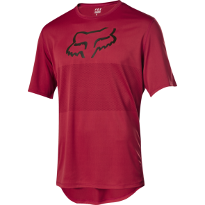 Koszulka Rowerowa Fox Junior Ranger Cardinal Yxl