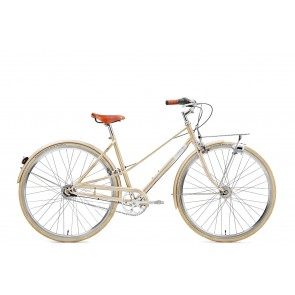 Creme Cycles Rower CAFERACER LADY DOPPIO CHAMPAGNE 7s L 55