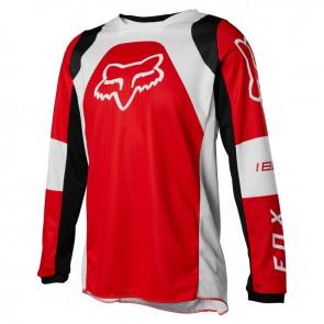 Jersey FOX Junior 180 Lux czerwony