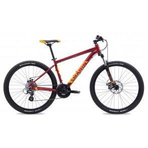 """Rower Marin Bolinas Ridge 2  27.5"""" Crimson, Xxl, Wyprzedaż"""