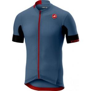 Koszulka kolarska Aero Race 4.1 Solid, light steel blue, rozmiar L