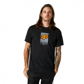 T-shirt FOX Dier czarny