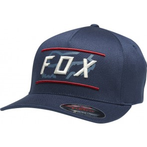 Czapka Z Daszkiem Fox Determined Flexfit Navy S/m