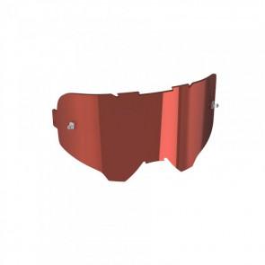 Leatt Szyba Podwójna, Nieparująca Złota Rose Ultracontrast Lens