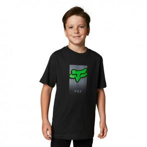 T-shirt FOX Junior Dier czarny