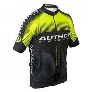 Koszulka AUTHOR Men Sport X7 ARP czarno-żółta XXXL