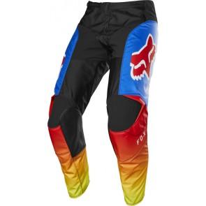 Spodnie Fox 180 Fyce Blue/red