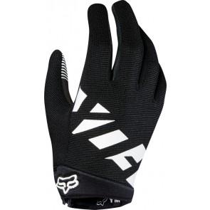 Fox Junior Ranger Black/white rękawice