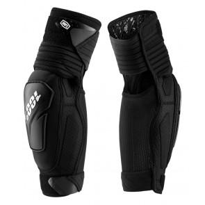 Ochraniacze na łokcie 100% FORTIS Elbow Guard black roz. L/XL (NEW)