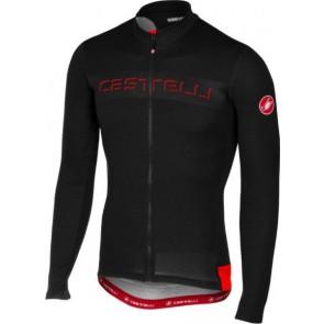 Castelli Bluza kolarska Prologo V, czarny, rozmiar S