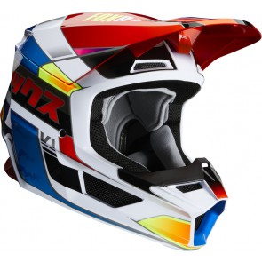 Kask Fox V-1 Yorr Blue/red