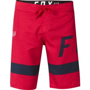Boardshort Fox Listless Dark Red 30