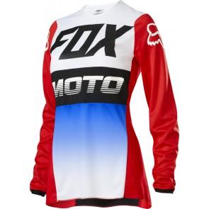 Bluza Fox Lady 180 Fyce Blue/red Xs