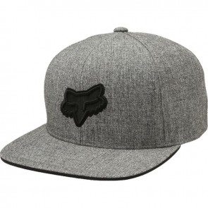 Czapka Z Daszkiem Fox Legacy Snapback Heather Grey Os