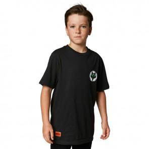 T-shirt FOX Junior Nobyl czarny