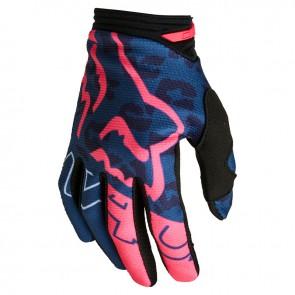 Rękawiczki FOX Junior Girls 180 Skew dark indygo