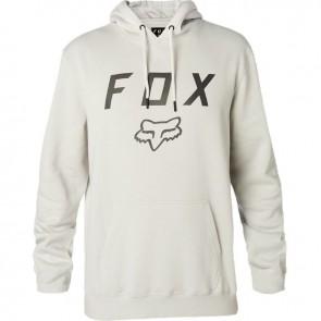Bluza Fox Z Kapturem Legacy Moth Light Grey L