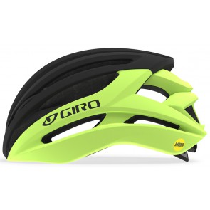 Kask szosowy GIRO SYNTAX INTEGRATED MIPS highlight yellow black roz. L (59-63 cm) (NEW)