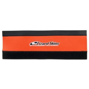 Osłona na ramę LIZARDSKINS JUMBO (M) roz.85mm x 245mm pomarańczowa