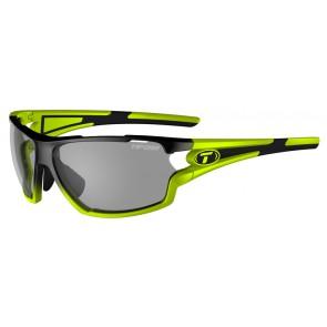 Okulary TIFOSI AMOK FOTOTEC race neon (1szkło Smoke FOTOCHROM 47,7%-15,2% transmisja światła) (NEW)