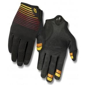 Rękawiczki męskie GIRO DND długi palec heatwave black roz. M (obwód dłoni 203-229 mm / dł. dłoni 181-188 mm) (NEW)