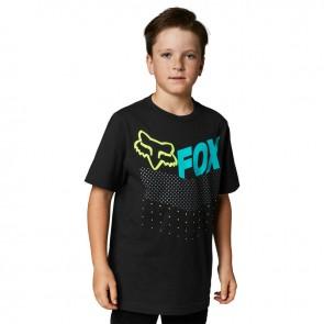 T-shirt FOX Junior Trice czarny