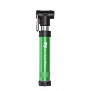 Crank Brothers Pompka Gem L 205mm Zielono-czarna