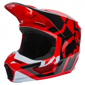 Kask FOX Junior V1 Lux Red