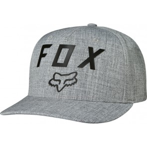Czapka Z Daszkiem Fox Number 2 Heather Grey S/m