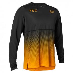 Jersey FOX Flexair Black/Gold