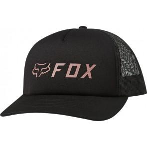 Czapka z daszkiem FOX Lady Apex Trucker czarny