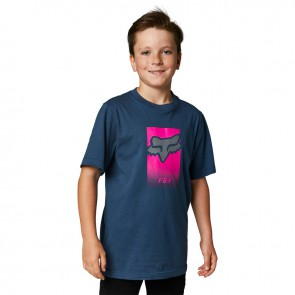 T-shirt FOX Junior Dier niebieski