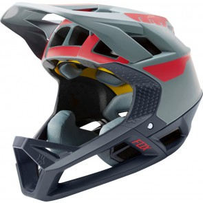 Kask Rowerowy Fox Proframe Quo Light Blue