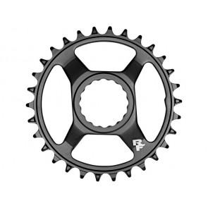 RACE FACE zębatka STEEL,CINCH,DM,32T,BLK,10-12S