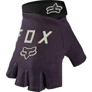 Rękawice Fox Lady Ranger Gel Short Dark Purple