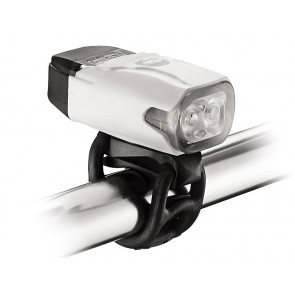 Lampka przednia LEZYNE LED KTV DRIVE 200 lumenów, usb biała (DWZ)
