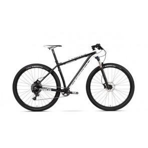 "Rower MTB 29"" PEAK NX czarno-biały M"