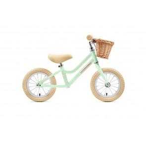 Creme Cycles Rower dziecięcy dziewczęcy MIA PISTACHIO POLKA