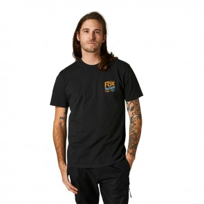 T-shirt Pushin Dirt Premium czarny