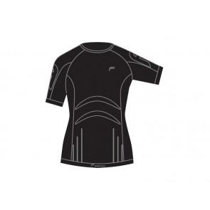 Koszulka damska FUSE ALLSEASON Megalight 200 T-Shirt / M czarna