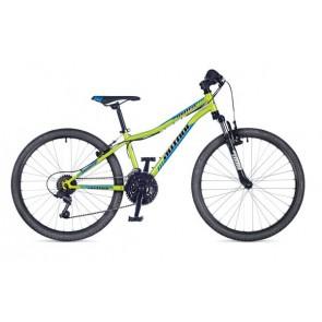"""MATRIX 24 12.5"""" zielono/czarny, rower AUTHOR'18"""