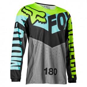 Jersey FOX Junior 180 Trice teal